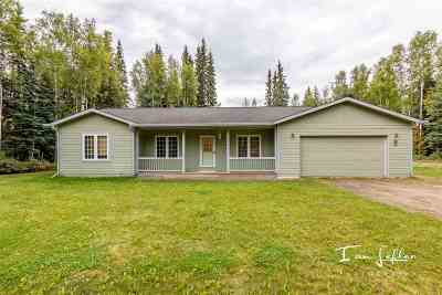Fairbanks North Star Borough, Southeast Fairbanks Census Area Single Family Home For Sale: 3321 Mallory Avenue