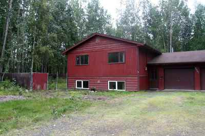 North Pole,  Fairbanks, Ester, Salcha Duplex For Sale: 3601 Biathalon Avenue