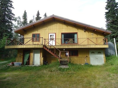 Fairbanks AK Single Family Home For Sale: $169,900