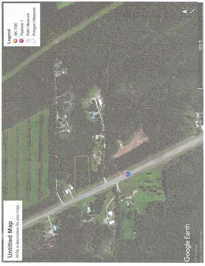 Fairbanks North Star Borough, Southeast Fairbanks Census Area Residential Lots & Land For Sale: 271.6 Richardson Highway