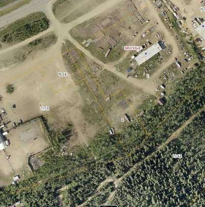 Fairbanks North Star Borough, Southeast Fairbanks Census Area Residential Lots & Land For Sale: Nhn Parks Highway