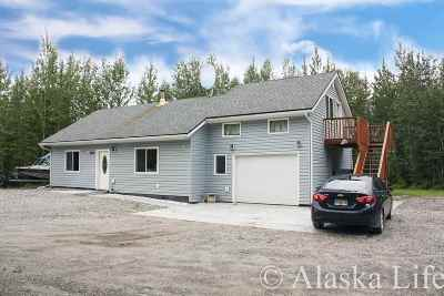 North Pole AK Single Family Home For Sale: $225,000