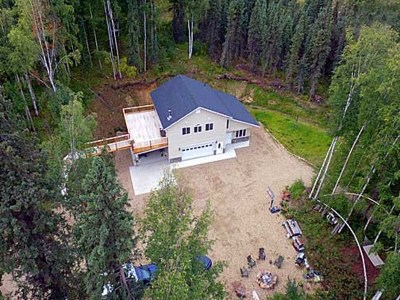 Fairbanks Single Family Home For Sale: 1700 Crestline Drive