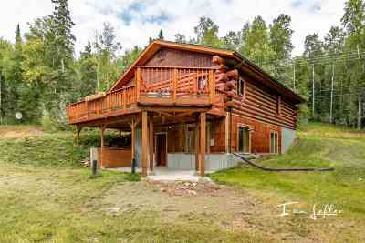 Fairbnaks AK Single Family Home For Sale: $349,900