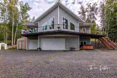 Fairbanks Single Family Home For Sale: 1430 McGrath Road