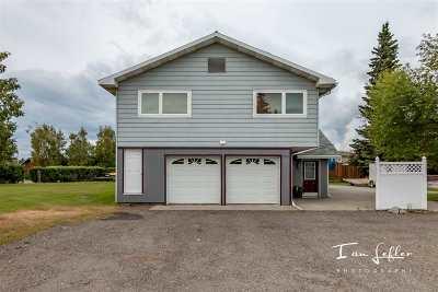 Fairbanks Single Family Home For Sale: 900 Park Drive