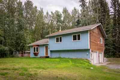 NORTH POLE Single Family Home For Sale: 2590 Rachel Court