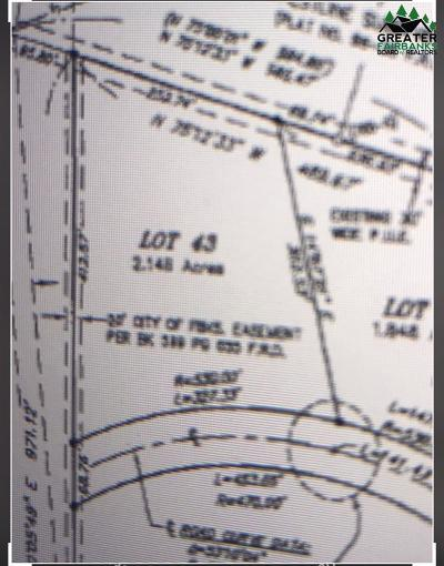 Fairbanks Residential Lots & Land For Sale: 800 Ridgemont Drive