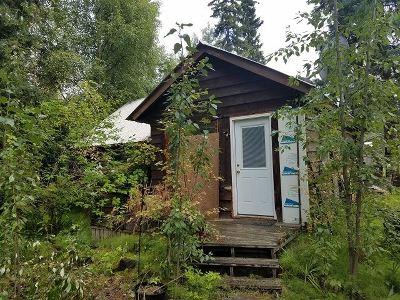 Fairbanks Single Family Home For Sale: 107 Rosella Avenue