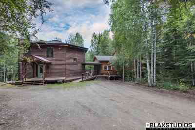 Fairbanks AK Single Family Home For Sale: $550,000