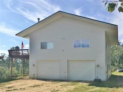 Fairbanks Rental For Rent: 1771 Becker Ridge Road