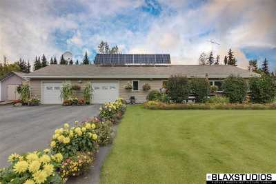 NORTH POLE Single Family Home For Sale: 1082 Dee Lane