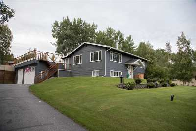 Fairbanks Single Family Home For Sale: 452 Marshall Drive