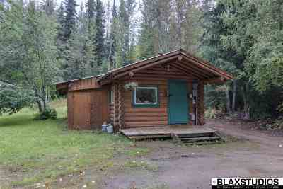 Fairbanks Single Family Home For Sale: 562 Ester Loop