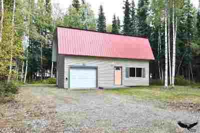 NORTH POLE Single Family Home For Sale: 1962 Blackburn Way