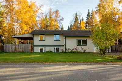 Fairbanks AK Single Family Home For Sale: $279,900