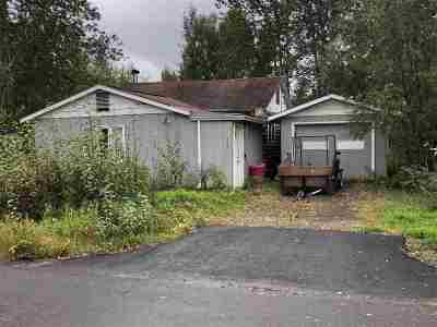 North Pole AK Single Family Home For Sale: $73,500