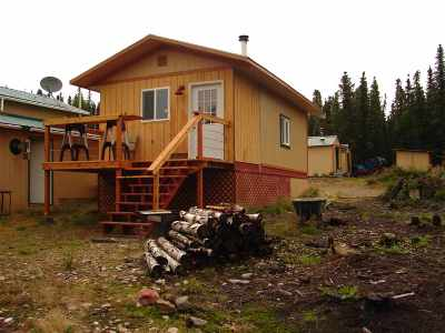 Fairbanks AK Single Family Home For Sale: $80,000