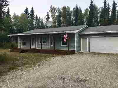 North Pole AK Single Family Home For Sale: $256,800