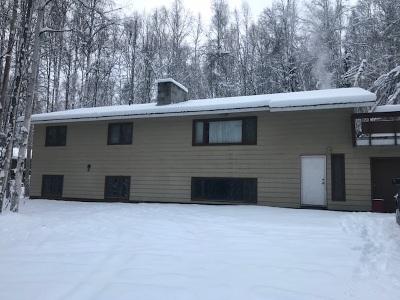 Fairbanks Rental For Rent: 573 Sandpiper Drive