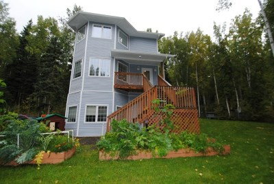 Fairbanks AK Single Family Home For Sale: $305,000