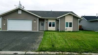 North Pole, Fairbanks, Ester, Salcha Rental For Rent: 2701 Desert Eagle Loop