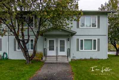 Fairbanks AK Condo/Townhouse For Sale: $139,000