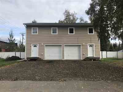 North Pole, Fairbanks, Ester, Salcha Rental For Rent: 15 Eleanor Avenue