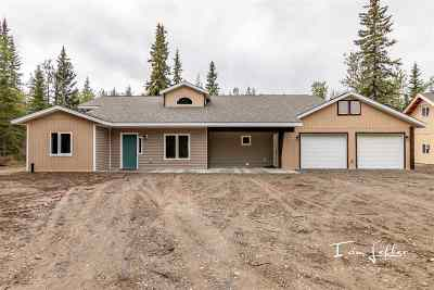 North Pole AK Single Family Home For Sale: $369,900