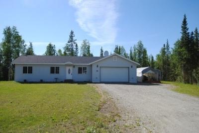 NORTH POLE Single Family Home For Sale: 1265 Toolik Drive