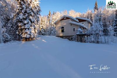 Fairbanks AK Single Family Home For Sale: $339,900