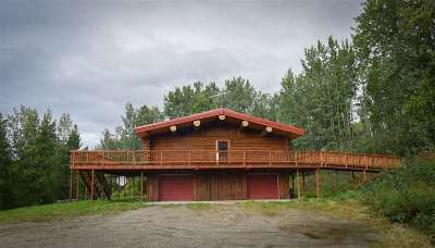 Fairbanks AK Single Family Home For Sale: $380,000