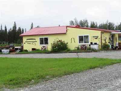 Commercial For Sale: 2296 Richardson Highway