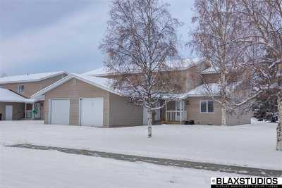 Fairbanks AK Single Family Home For Sale: $177,400