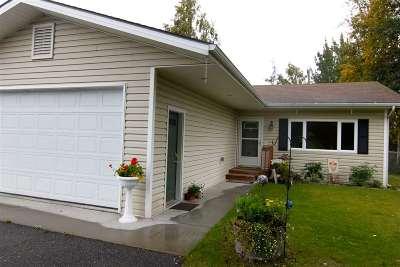 Fairbanks AK Single Family Home For Sale: $219,000