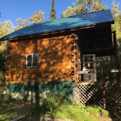 North Pole, Fairbanks, Ester, Salcha Rental For Rent: 1980 Tisdell Lane