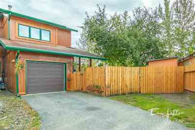 Fairbanks AK Single Family Home For Sale: $204,900