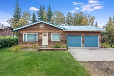Fairbanks AK Single Family Home For Sale: $199,500