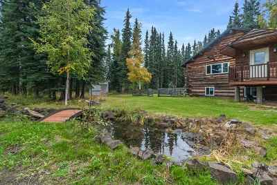 Fairbanks AK Single Family Home For Sale: $148,500