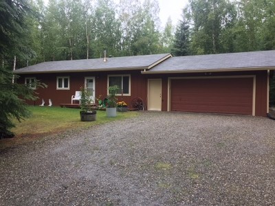 North Pole, Fairbanks, Ester, Salcha Rental For Rent: 1335 Roma Street