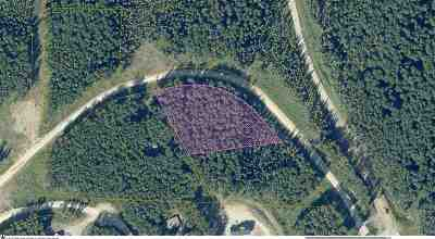 Fairbanks Residential Lots & Land For Sale: Nhn Crestline Drive