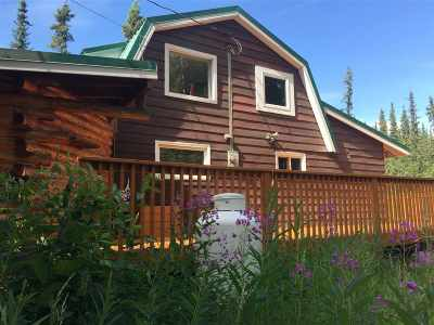 Fairbanks AK Single Family Home For Sale: $189,900