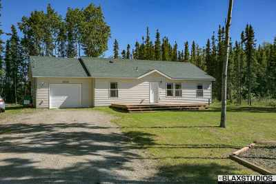 North Pole, Fairbanks, Ester, Salcha Rental For Rent: 2300 Bordeaux Street