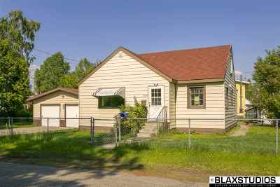 North Pole, Fairbanks, Ester, Salcha Rental For Rent: 1022 4th Avenue