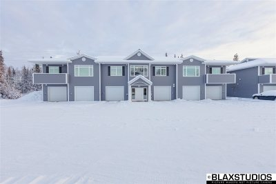 Fairbanks AK Condo/Townhouse For Sale: $285,000