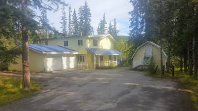 North Pole,  Fairbanks, Ester, Salcha Single Family Home For Sale: 518 Sun Way