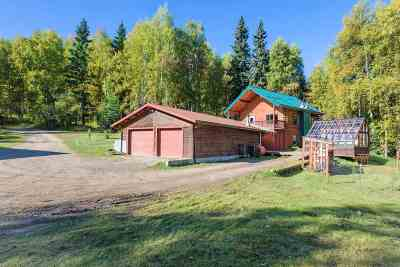 Fairbanks AK Single Family Home For Sale: $265,000
