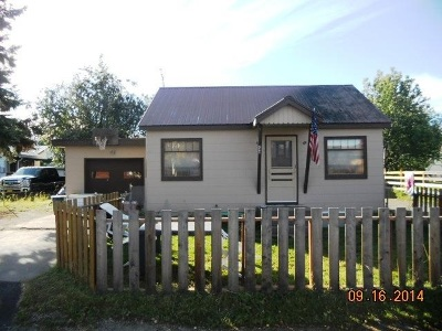 Fairbanks AK Single Family Home For Sale: $174,500