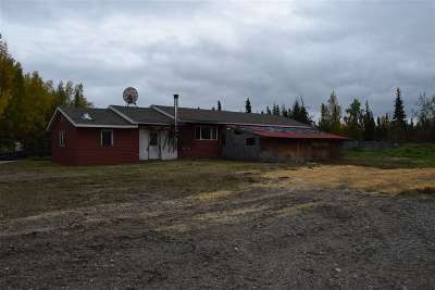North Pole AK Single Family Home For Sale: $56,000