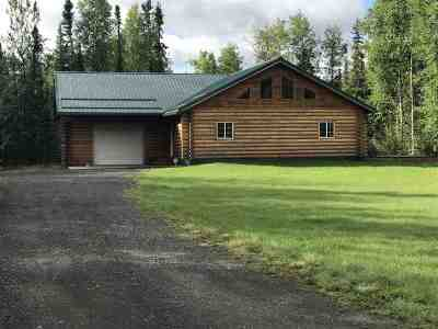 North Pole, Fairbanks, Ester, Salcha Rental For Rent: 3805 Peter Hawk Lane